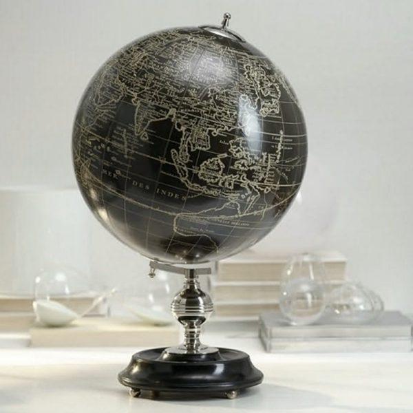 Globe Vaugondy Noir luxe relatiegeschenk