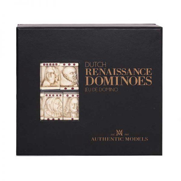 dutch renaissance domino spel authentic models
