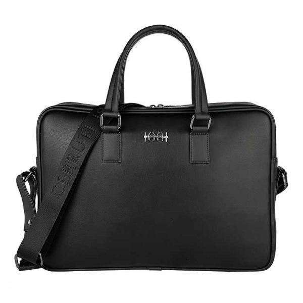 Exclusieve geschenken laptoptas cerruti 1881 irving black