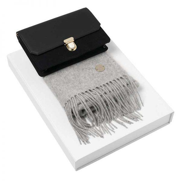 giftset montmartre sjaal damestas luxe relatiegeschenken