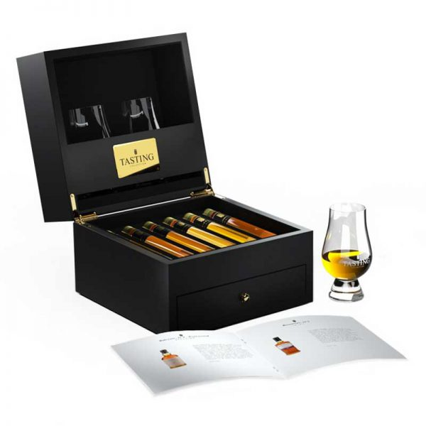 the whiskey cabinet exclusieve geschenken