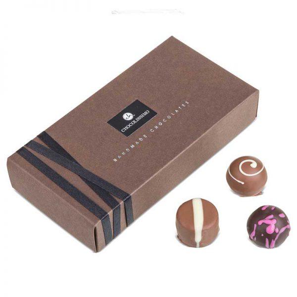 handgemaakte belgische chocolade relatiegeschenk
